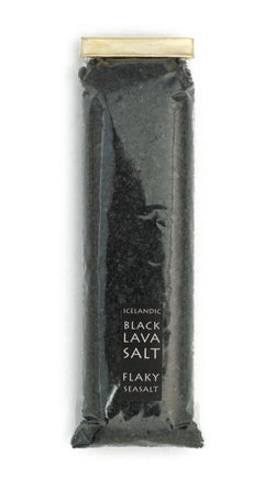 Icelandic sweaters and products - Black Lava Salt Food - NordicStore