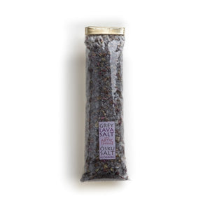 Icelandic sweaters and products - Grey Lava Salt with Arctic Thyme Food - NordicStore