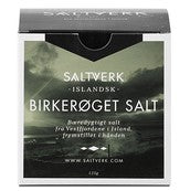 Icelandic sweaters and products - Saltverk - Birch Smoked Salt Food - NordicStore