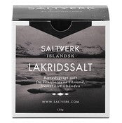 Icelandic sweaters and products - Saltverk - Licuorice Salt Food - NordicStore