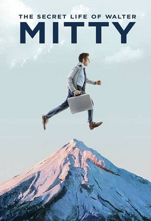 Icelandic sweaters and products - The Secret Life of Walter Mitty (DVD) DVD - NordicStore