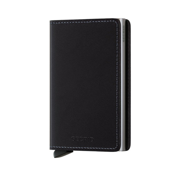 Icelandic sweaters and products - Slimwallet: Original Black Wallet - NordicStore