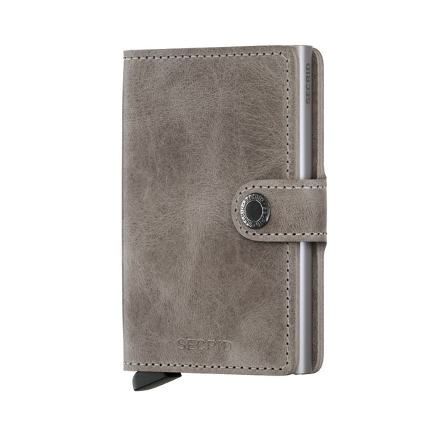 Icelandic sweaters and products - Miniwallet: Vintage Concrete Wallet - NordicStore