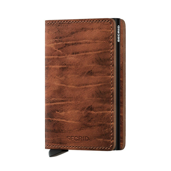 Icelandic sweaters and products - Slimwallet: Dutch Martin Whiskey Wallet - NordicStore