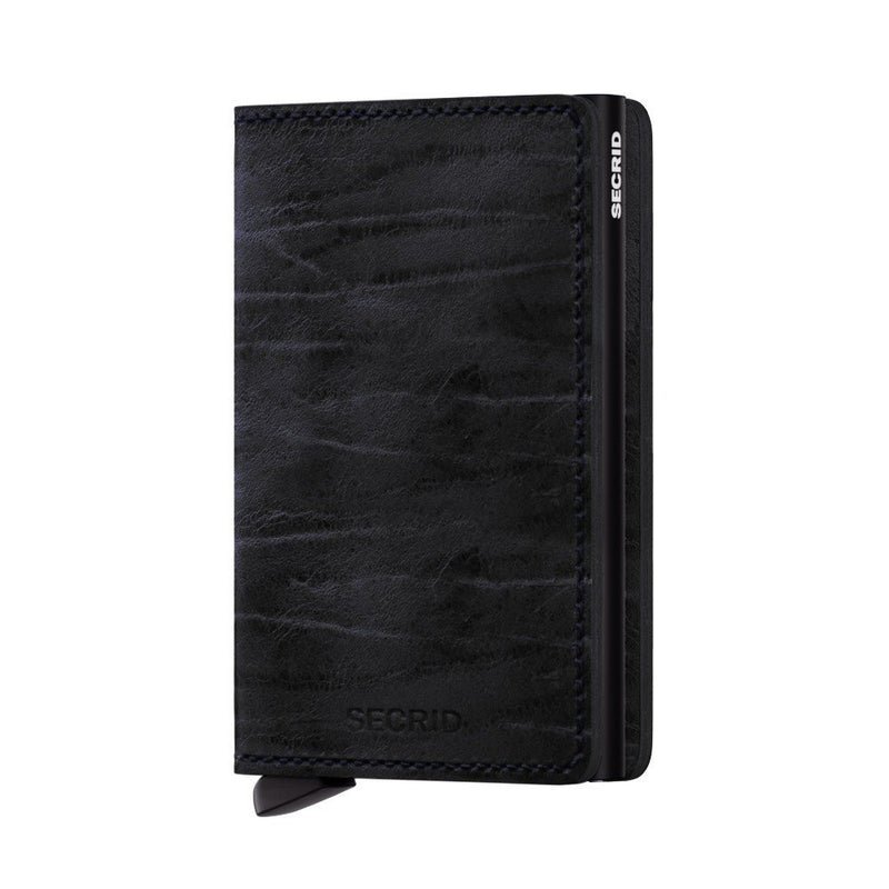 Icelandic sweaters and products - Slimwallet: Dutch Martin Nightblue Wallet - NordicStore