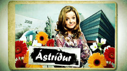 Icelandic sweaters and products - Ástríður - Season 1 (DVD) DVD - NordicStore