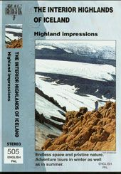 Icelandic sweaters and products - The Interior Highlands of Iceland / DVD DVD - NordicStore