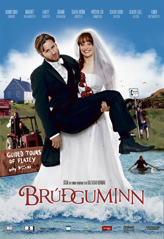 - Icelandic White Night Wedding - Brúðguminn (DVD) - DVD - Nordic Store Icelandic Wool Sweaters