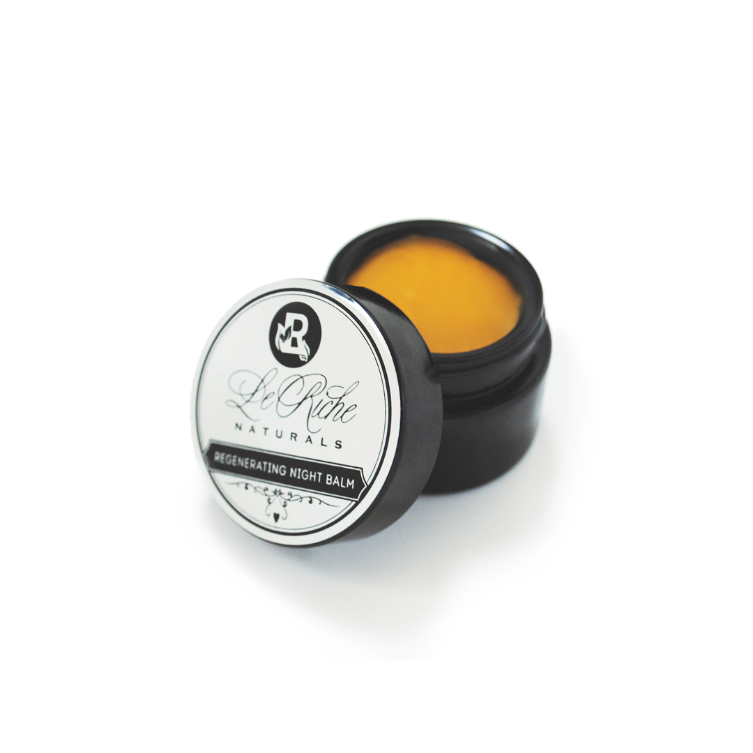 2. Regenerating Night Balm