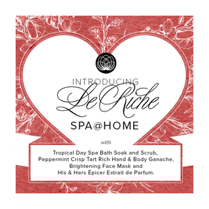 SPA@HOME - Luxurious at-home Spa Package for 2