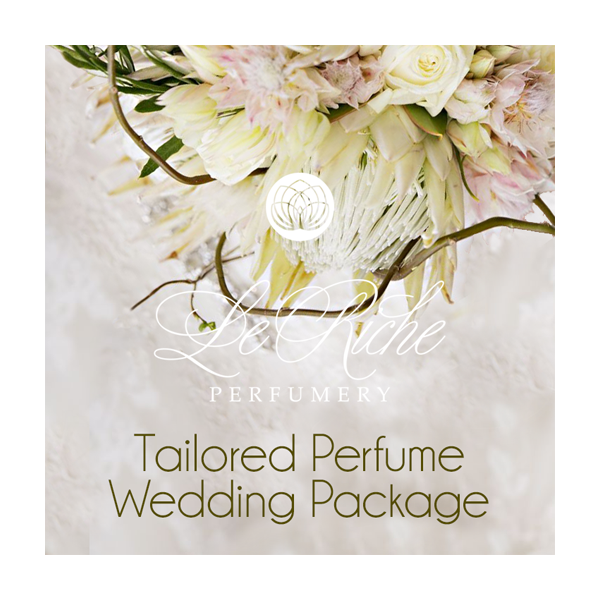 Tailored Perfume Wedding Package