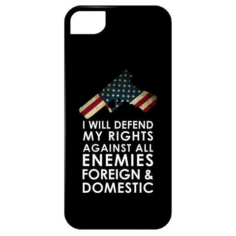 Defend My Rights Phone Case