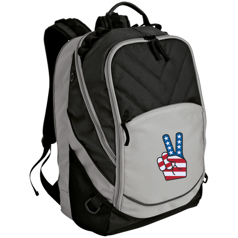 American Peace Laptop Backpack