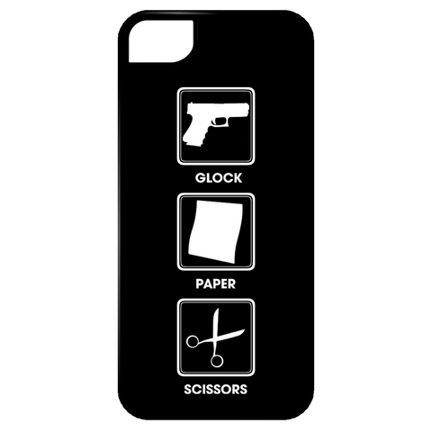 Glock Paper Scissors Phone Case