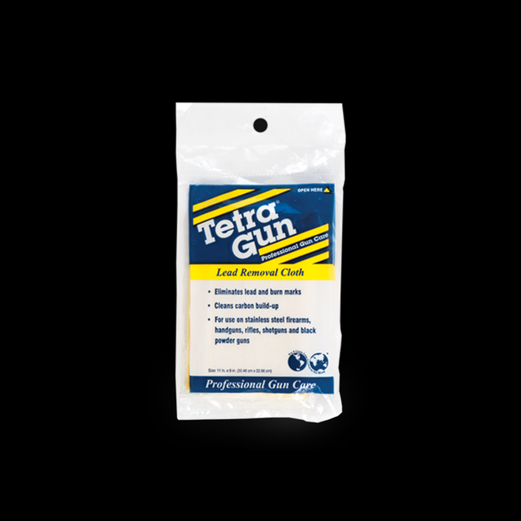 Tetra® Gun Lead Removal Cloth