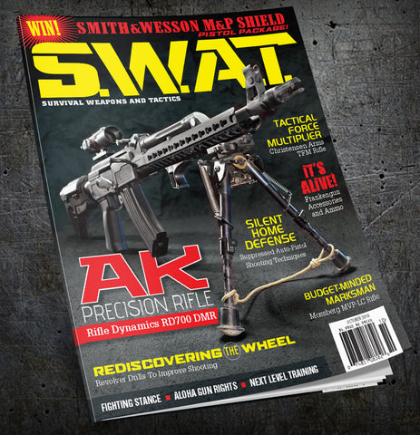 36 Month SWAT Magazine Subscription