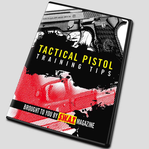Tactical Pistol Training Tips (Rob Pincus)