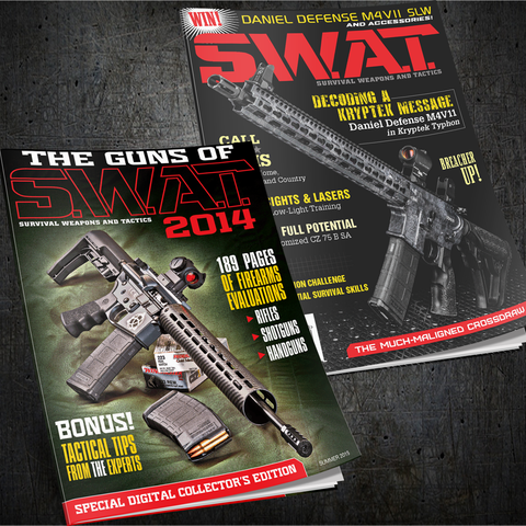 March 2016 + The Guns of S.W.A.T. PDF