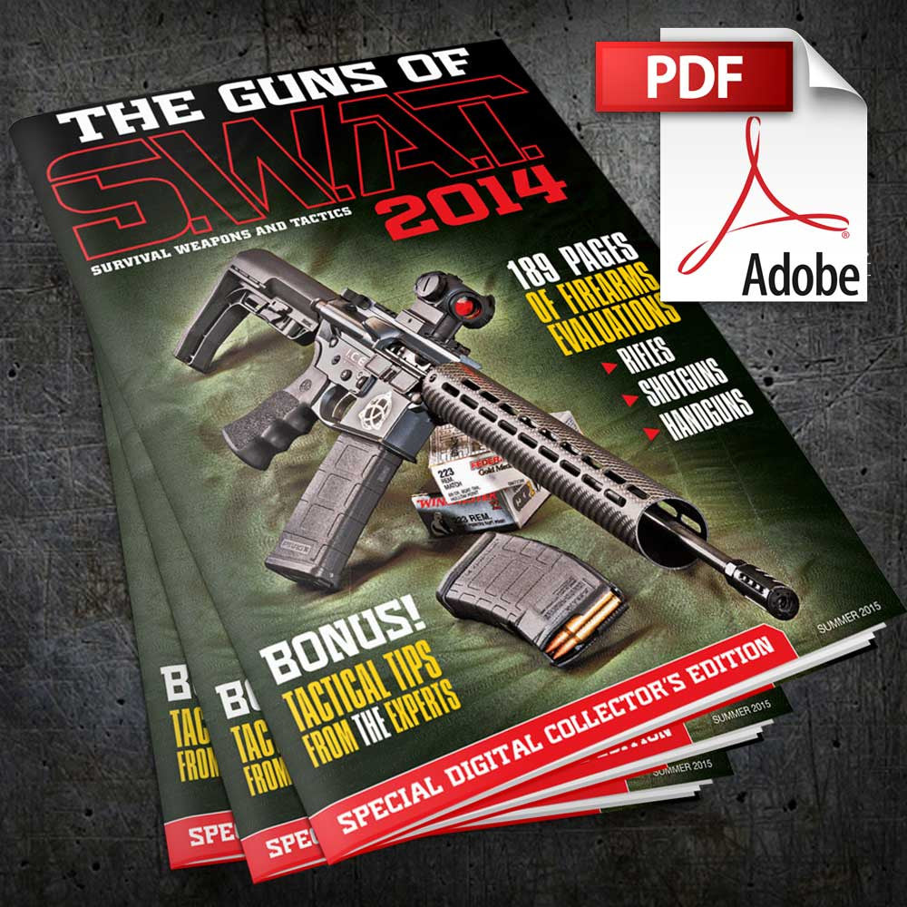 Guns Of SWAT 2014 Special Edition PDF