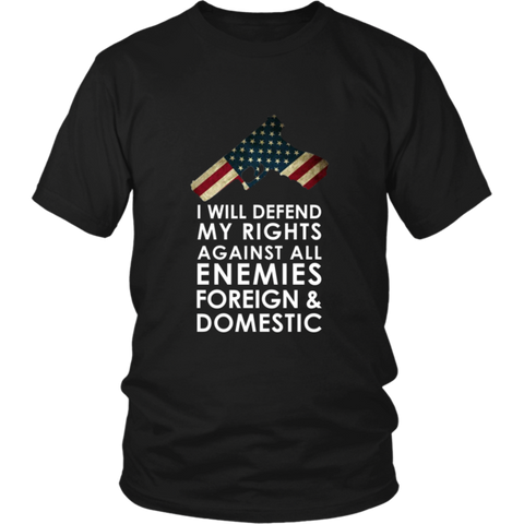 Defend My Rights T-Shirt