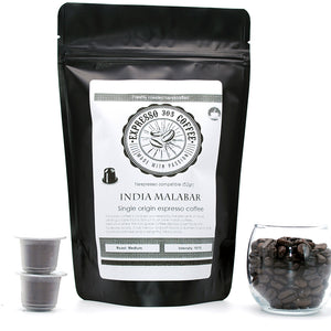 India Malabar Espresso -Medium roast-