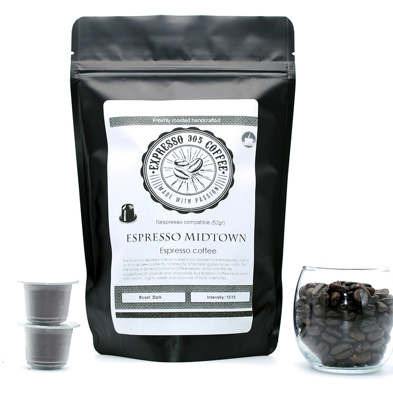 Espresso Midtown -Dark roast-
