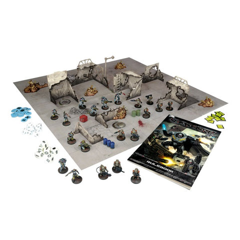 Deadzone 2nd Edition Starter Set Coming...