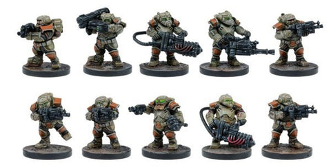 Deadzone v2 Forge Fathers