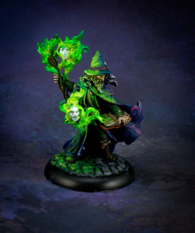 Domur High Mage - Reaper Miniatures 25th Anniversary 01601