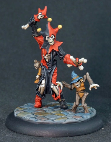 Hecklemeyer and Styx - Reaper Miniatures 25th Anniversary 01603