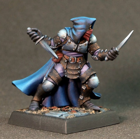 Eli Quicknight - Reaper Miniatures 25th Anniversary 01604