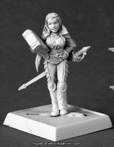 Ailyn Ghontasavos - Reaper Miniatures Pathfinder 60065