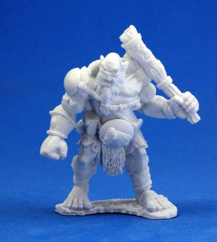 Ogre Chieftain - Reaper Miniatures Bones 77005