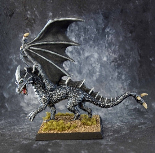 Young Fire Dragon - Reaper Miniatures Bones 77026 ...