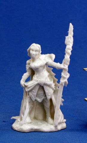 Devona, Female Wizard - Reaper Miniatures Bones 77036