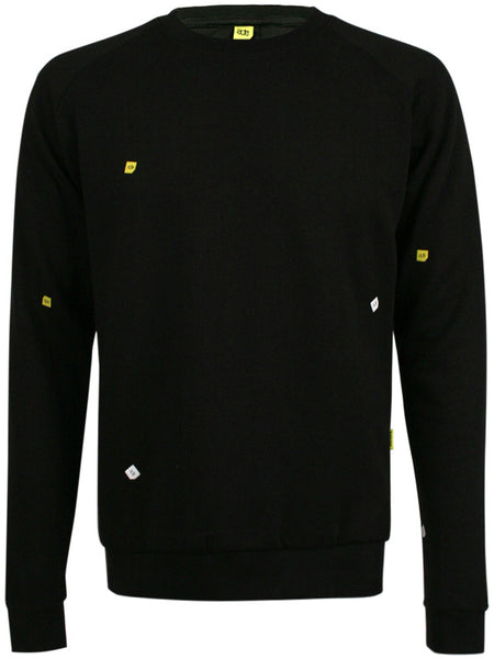 ADE Unisex Sweater Cubes Black