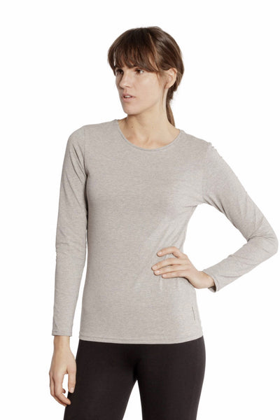 Bora Long Sleeve Grey