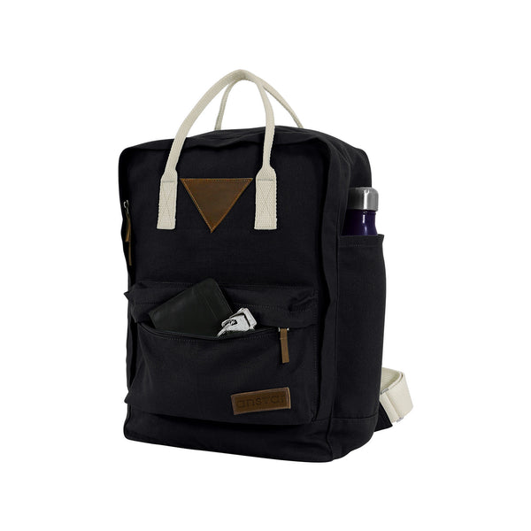 Backpack ansvar II - Black