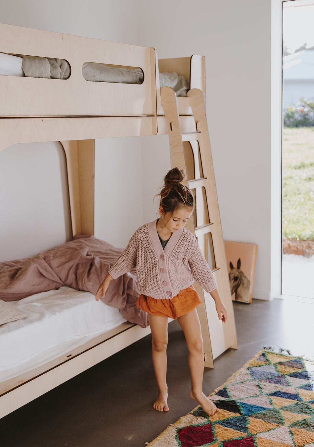 Small Space Living With Modern Bunk Beds And Loft Beds Plyroom