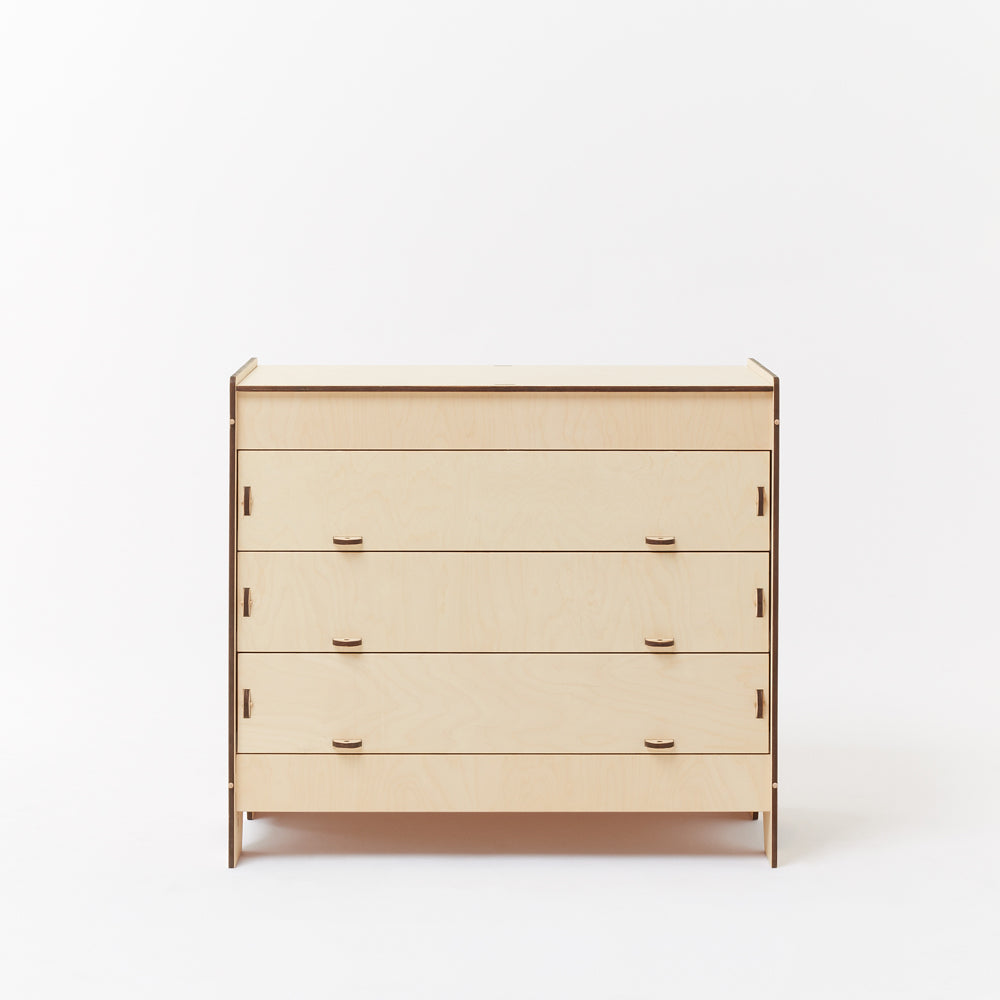 A4 Drawers Modern Designer Nursery Furniture