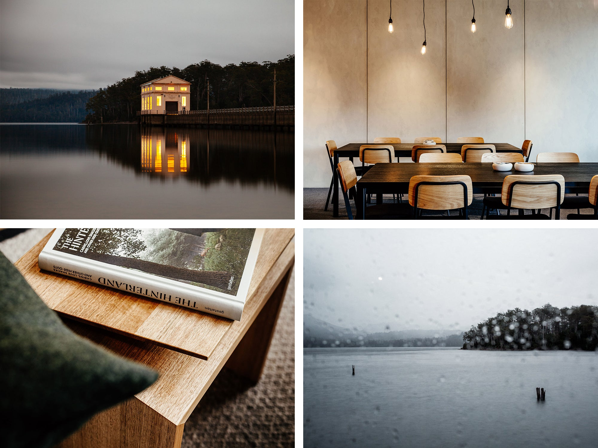 Adam Gibson Pumphouse Point architecturally designed by Jaws Architects