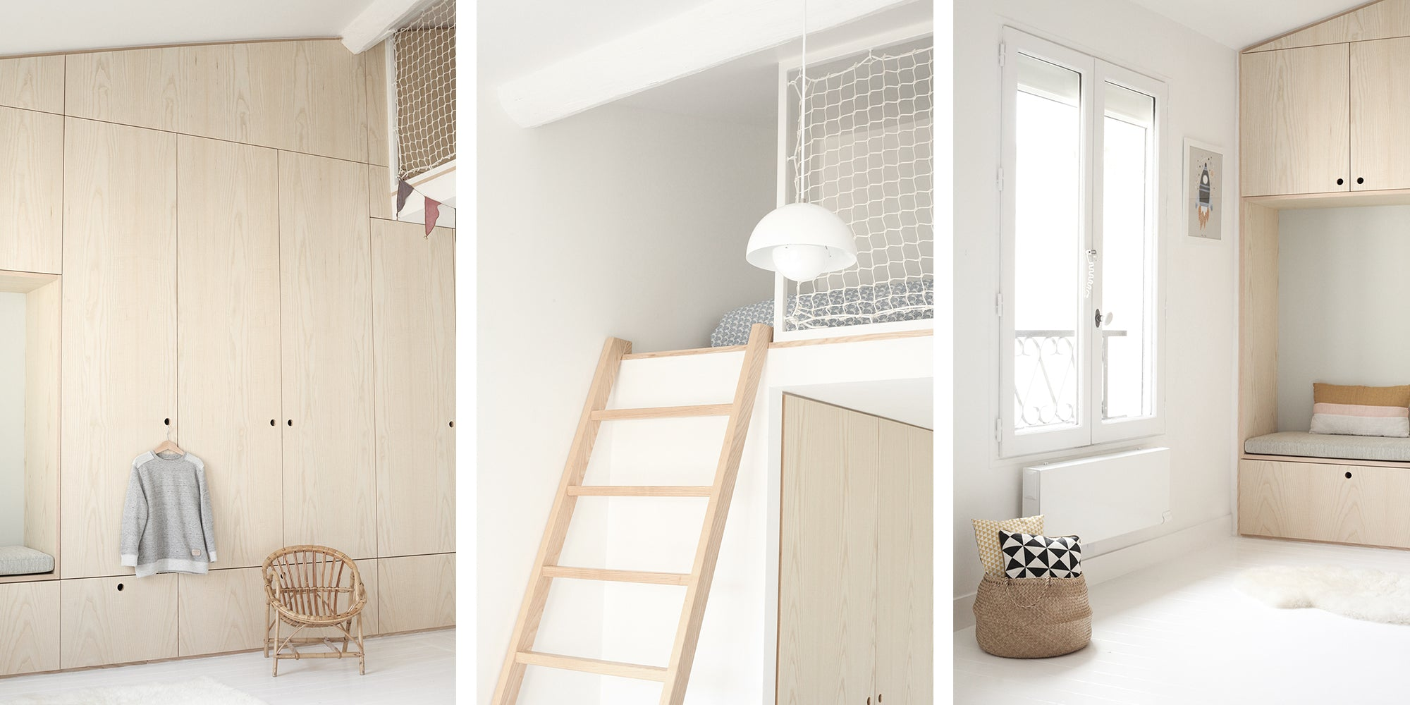 Children's Bedroom Renovaton by Heju