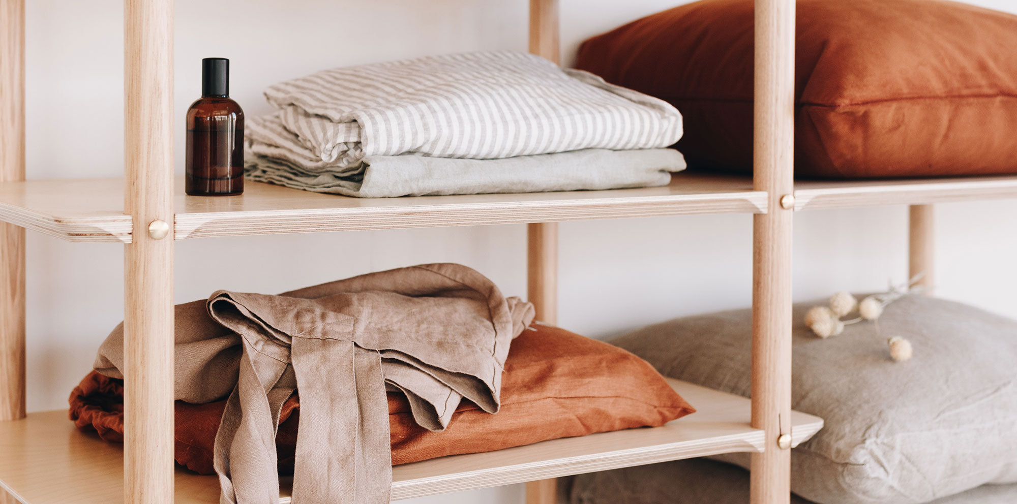 Minimalist Furniture Design and Melbourne-Made Homewares IN BED Linen