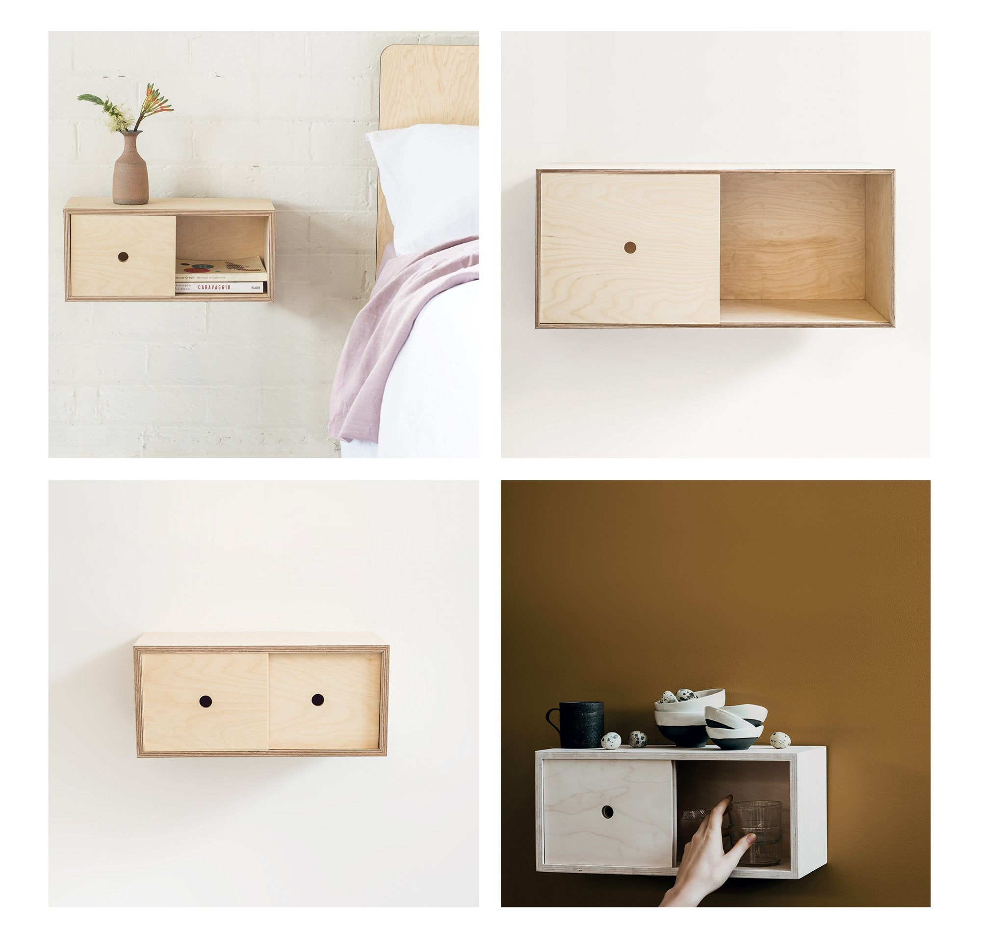 Plyroom Little Nest Storage Cabinet