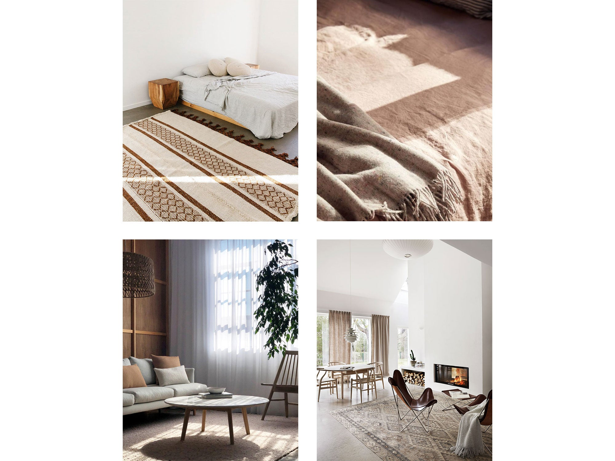 Image for Image for Melissa Chatfield Warm Minimalism Moodboard
