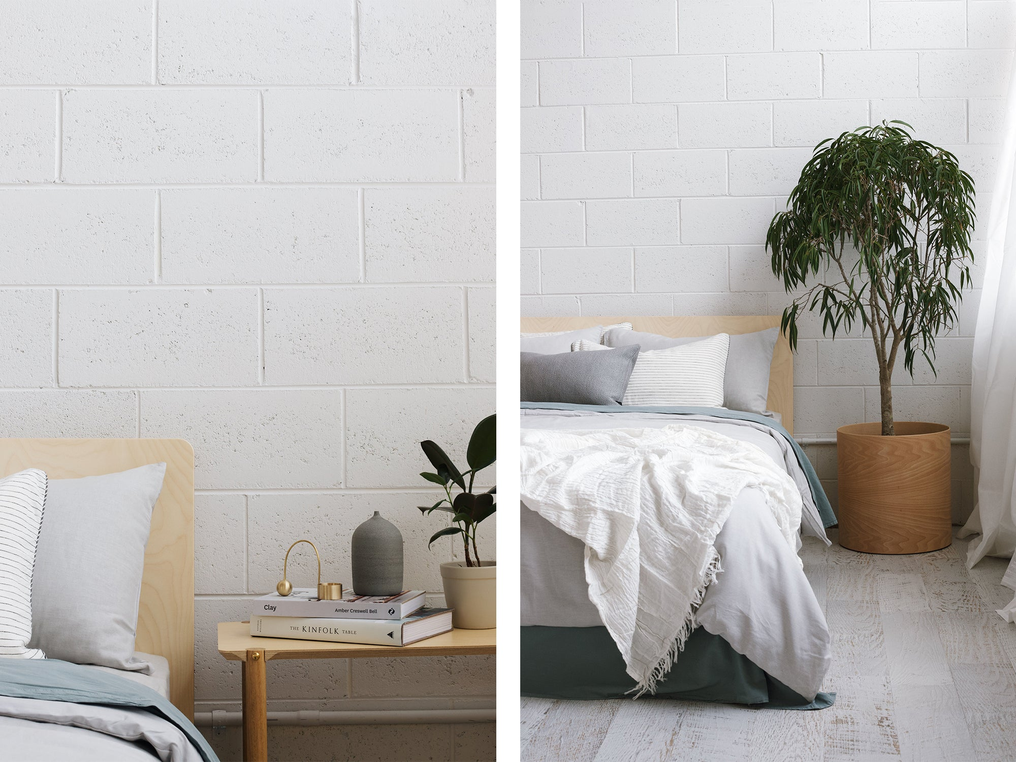 Styling Tips for a Minimalist Bedroom by Windy Phan