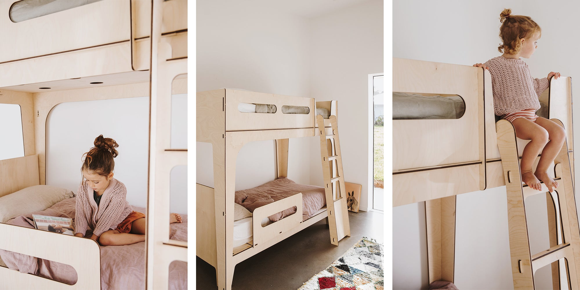 Plyroom Modern Children's Bunk and Loft Beds