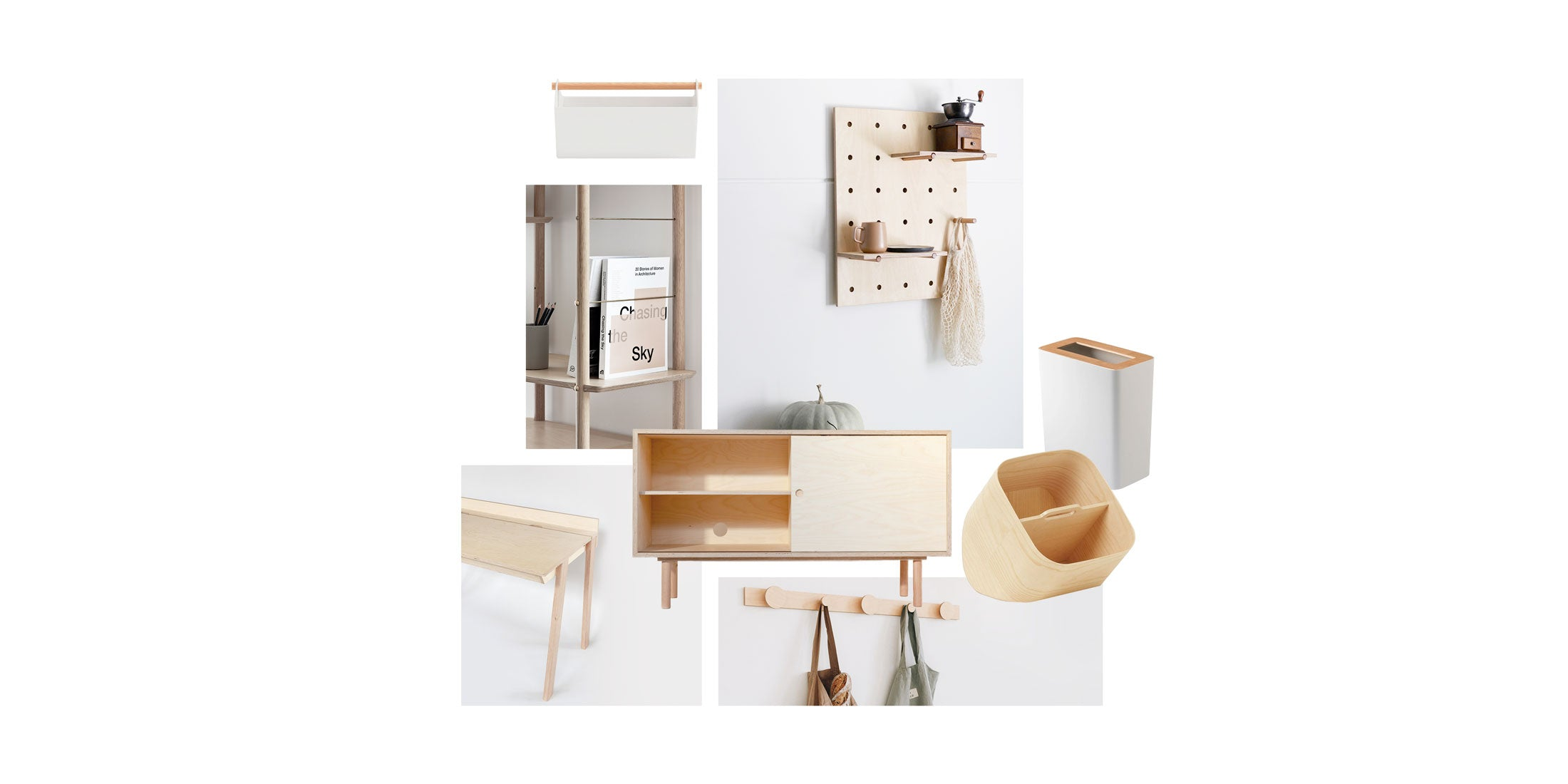 Plyroom Furniture for the Home Office Featured in The Design Chaser