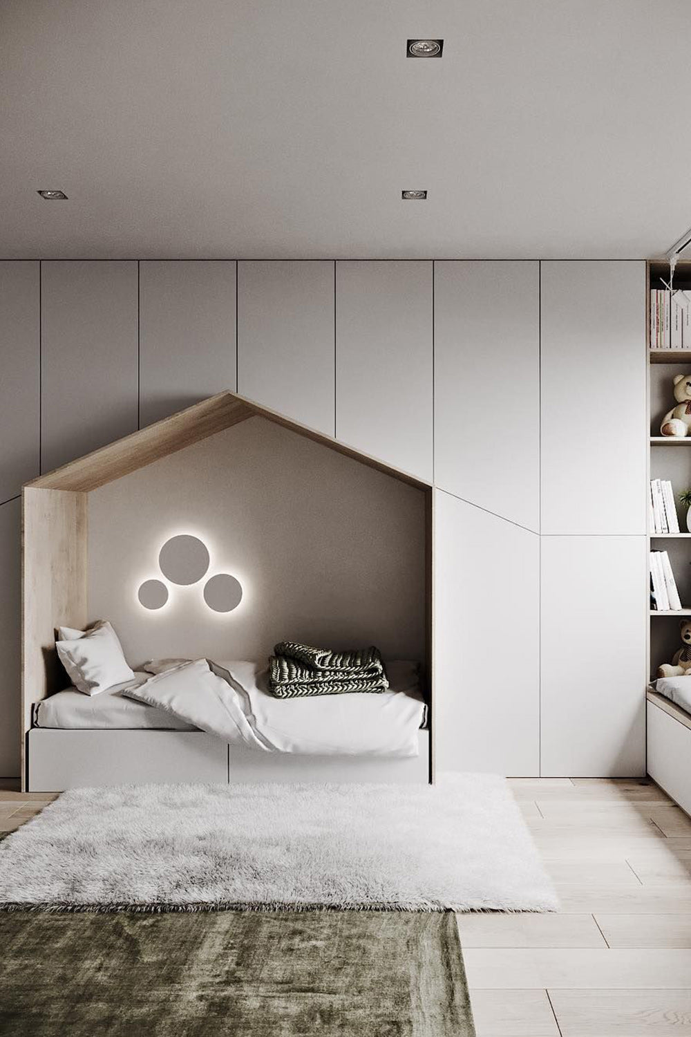 Clever Storage Ideas For A Scandi Kid
