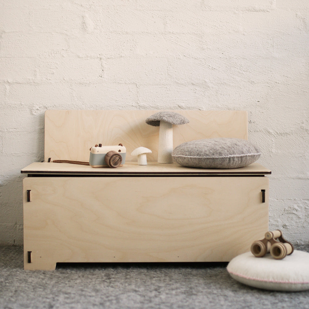 Modern Scandinavian Children's Storage Furniture